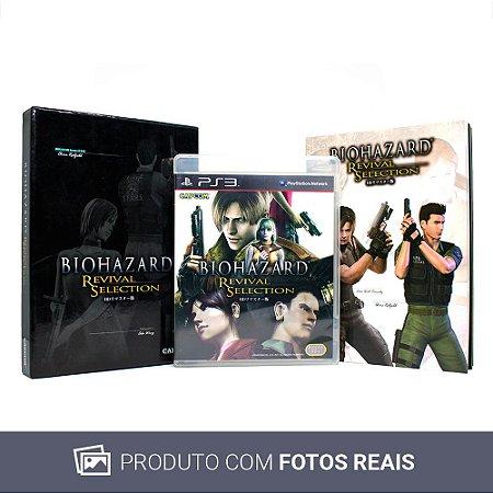 Jogo Resident Evil Biozahard Revival Selection - PS3