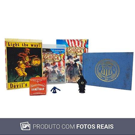 Jogo Bioschok Infinite (Premium Edition) - PS3