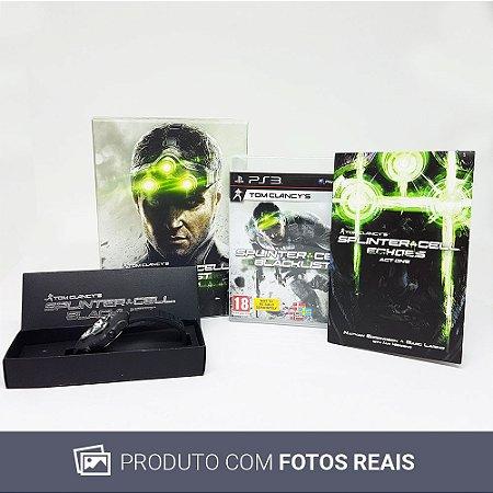Jogo Tom Clancy's: Splinter Cell Blacklist (The Ultimatum Edition) - PS3