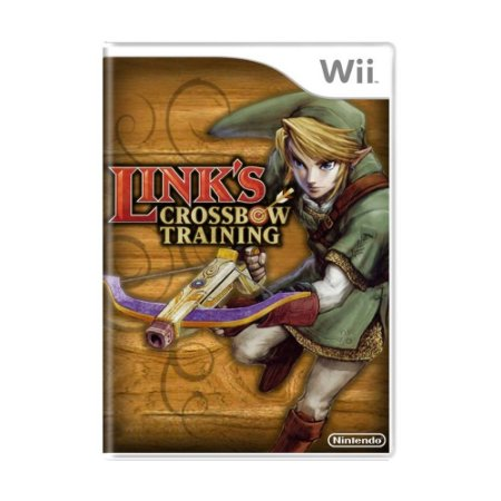 Jogo Link's Crossbow Training - Wii