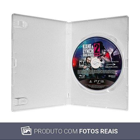 Jogo Kane & Lynch 2: Dog Days - PS3 (Sem Capa)