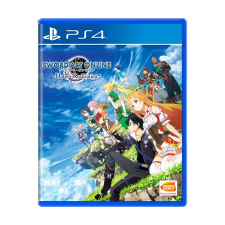 Jogo Sword Art Online: Hollow Realization - PS4