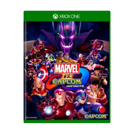 Jogo Marvel Vs. Capcom: Infinite - Xbox One