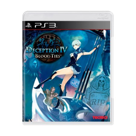 Jogo Deception IV: Blood Ties - PS3