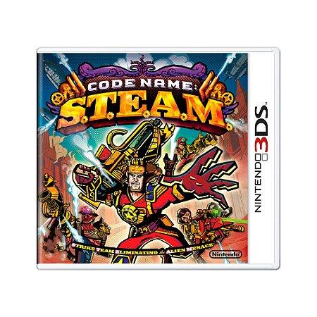 Jogo Code Name: S.T.E.A.M. - 3DS