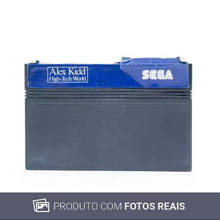Jogo Alex Kidd: High-Tech World - Master System