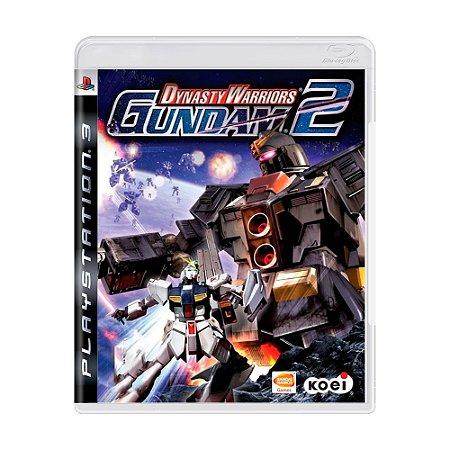 Jogo Dynasty Warriors Gundam 2 - PS3