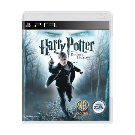 Jogo Harry Potter And The Deathly Hallows Part 1 - PS3