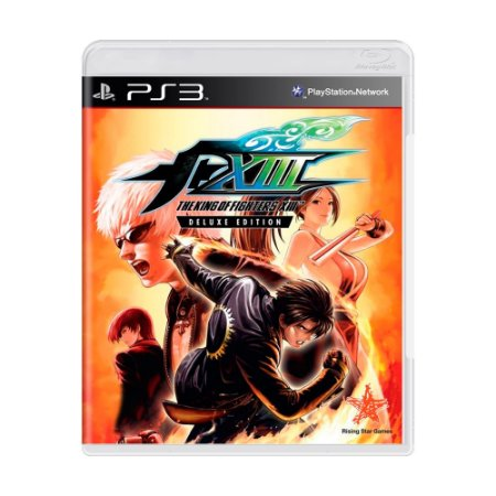 Jogo The King of Fighters XIII (Deluxe Edition) - PS3