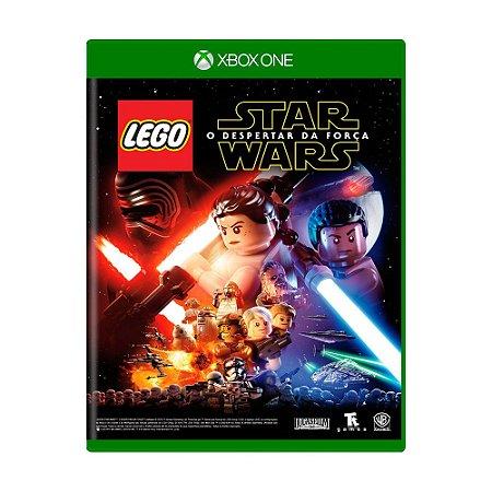 Jogo Lego Star Wars O Despertar da Força - Xbox One