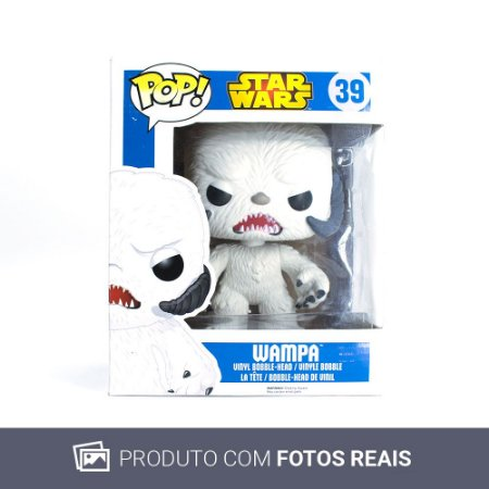 """Pop! Star Wars: Wampa 6"""" - Funko"""