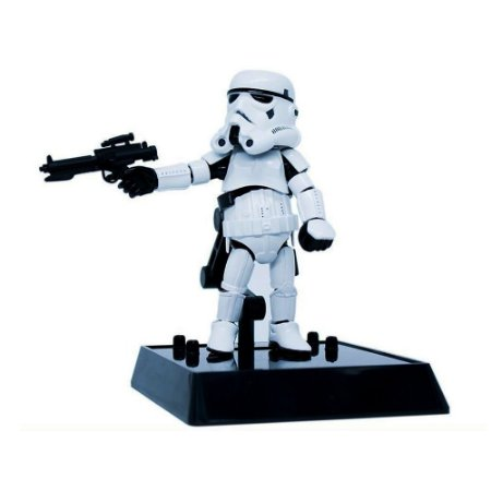 Hybrid Metal Figuration #005 Star Wars: Stormtrooper - HeroCross