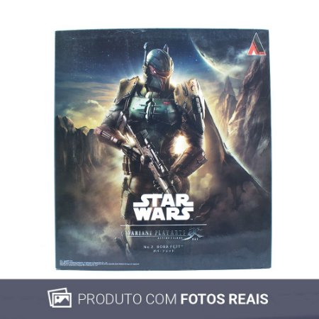 Action Figure Stars Wars: No. 2 Boba Fett - Variant Play Arts