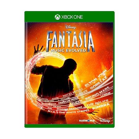 Jogo Disney Fantasia: Music Evolved - Xbox One