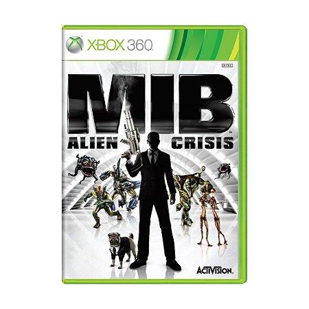 Jogo MIB Alien Crisis - Xbox 360