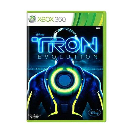 Jogo Tron Evolution - Xbox 360