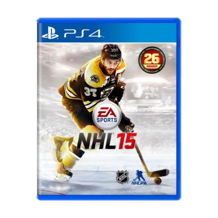 Jogo NHL 15 - PS4
