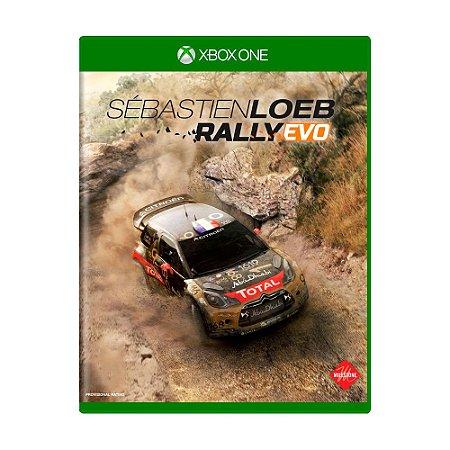 Jogo Sebastien Loeb Rally - Xbox One