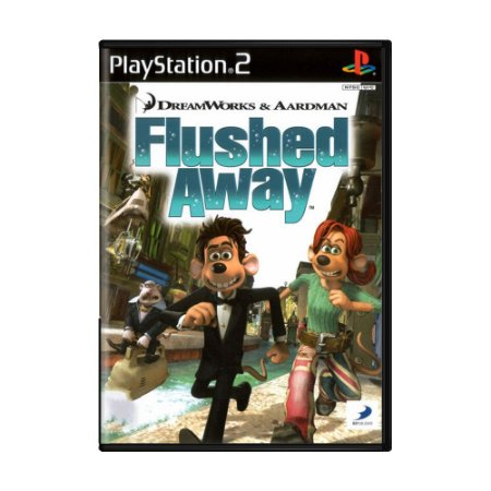Jogo Flushed Away - PS2