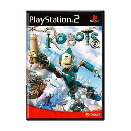 Jogo Robots - PS2