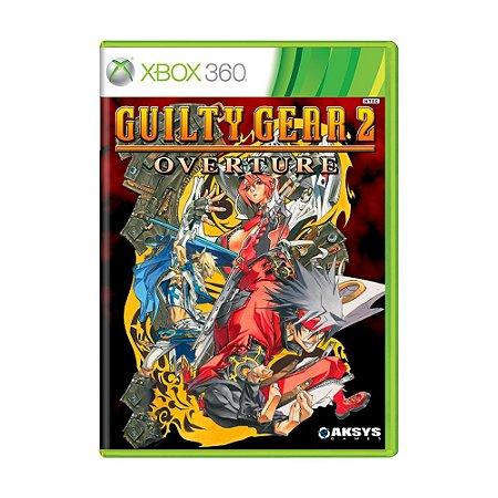 Jogo Guilty Gear 2: Overture - Xbox 360