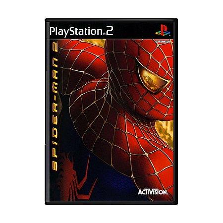 Jogo Spider-man 2 - PS2