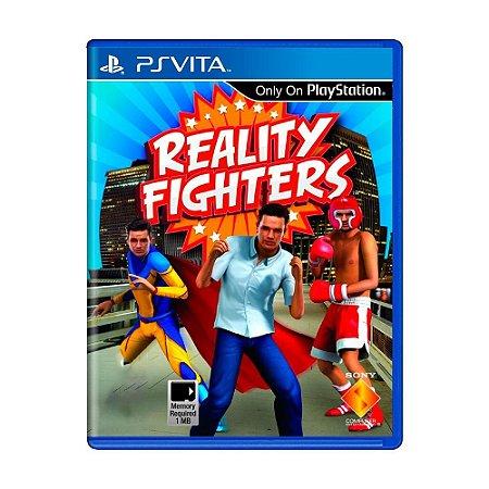 Jogo Reality Fighters - PS Vita