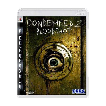 Jogo Condemned 2: Bloodshot - PS3