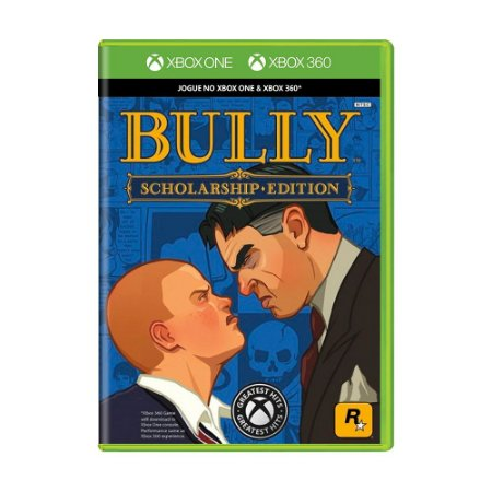 Jogo Bully Scholarship Edition - Xbox 360 e Xbox One