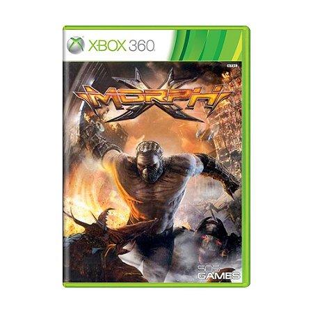 Jogo Morphx - Xbox 360