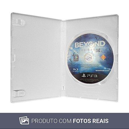 Jogo Beyond : Two Souls - PS3 (Sem Capa)