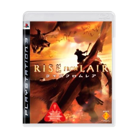 Jogo Rise From Lair - PS3