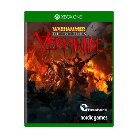 Jogo Warhammer: End Times Vermintide - Xbox One