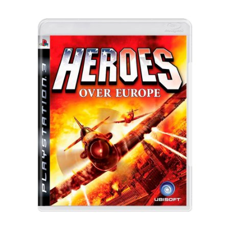Jogo Heroes: Over Europe - PS3