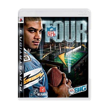 Jogo NFL Tour - PS3
