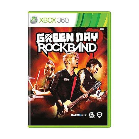 Jogo Green Day: Rock Band - Xbox 360