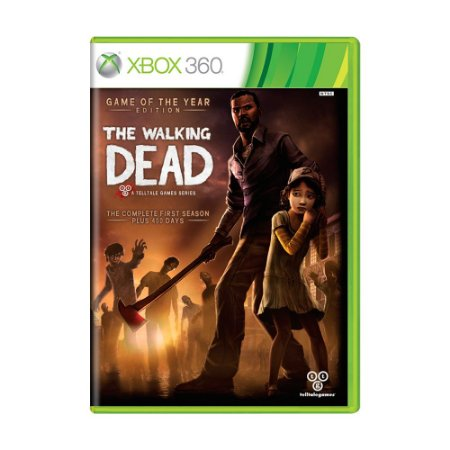 Jogo The Walking Dead: The Complete First Season - Xbox 360