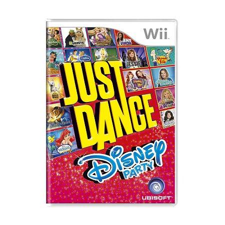 Jogo Just Dance: Disney Party - Wii