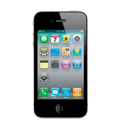 Celular iPhone 4S Preto 16GB - Apple