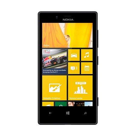 Celular Nokia Lumia 720 Preto 8GB - Nokia