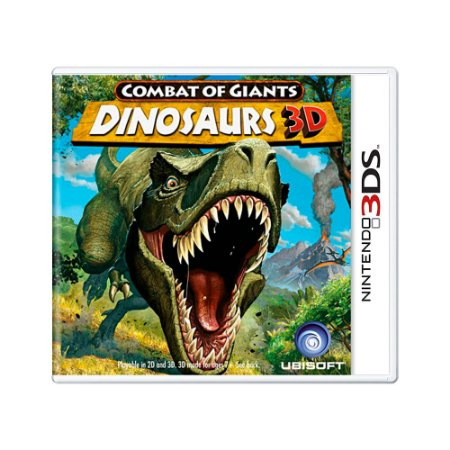 Jogo Dinosaurs - 3DS