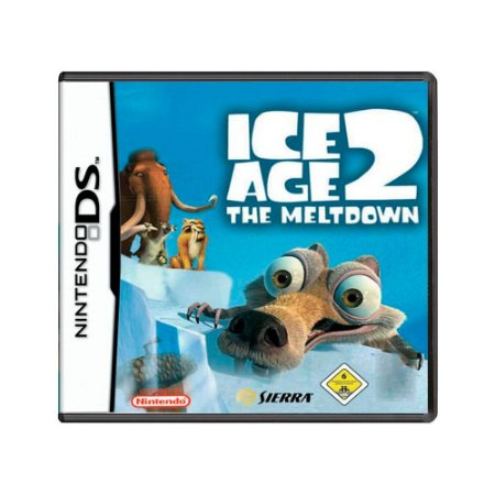 Jogo Ice Age 2 The Meltdown - DS