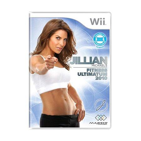 Jogo Jillian Michaels Fitness Ultimatum 2010 - Wii