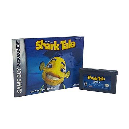 Jogo Shark Tale - GBA Game Boy Advance