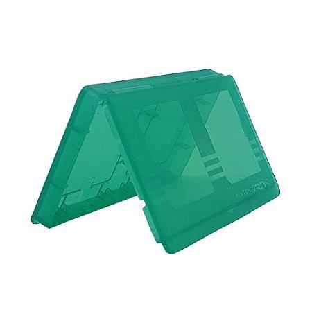 Case Verde para Cartuchos de Nintedo 3DS