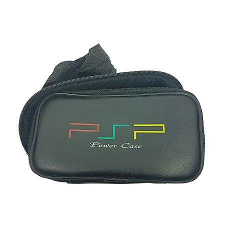 Power Case Preta - PSP