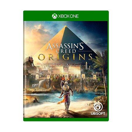 Jogo Assassin's Creed Origins - Xbox One
