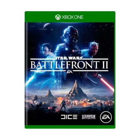 Jogo Star Wars: Battlefront II - Xbox One