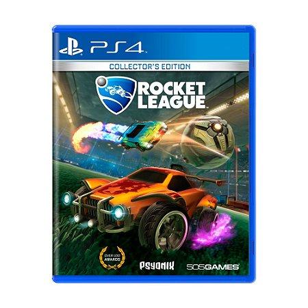 Jogo Rocket League - PS4