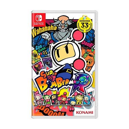 Jogo Super Bomberman R - Switch